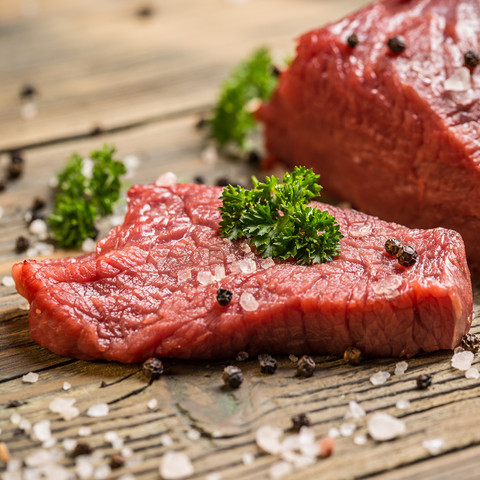 image of beef cuts