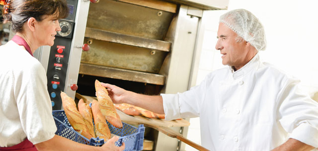picture of artisan baker