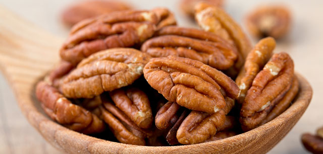 Picture of pecan nuts