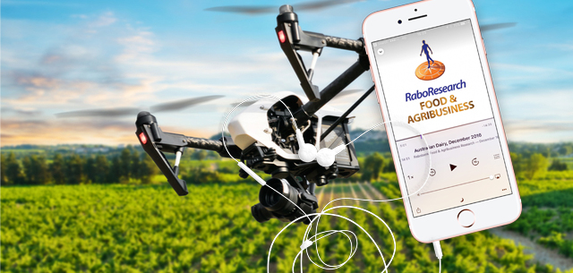 drone and agriculture