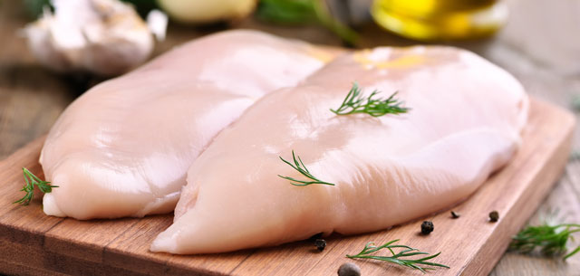 picture of chicken filets
